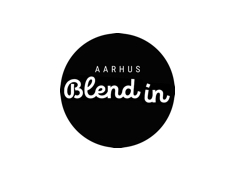 Blend in logo