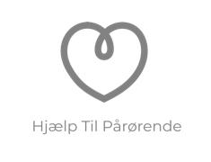 Hjælp til pårørende logo