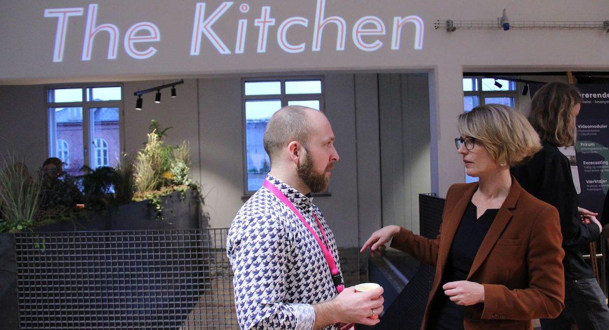 The kitchen aarhus